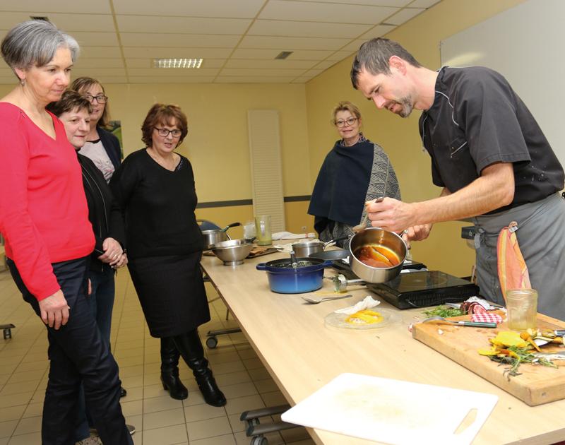 Cours De Cuisine Et Chef à Domicile Guillaume Fornasier Vous Fait